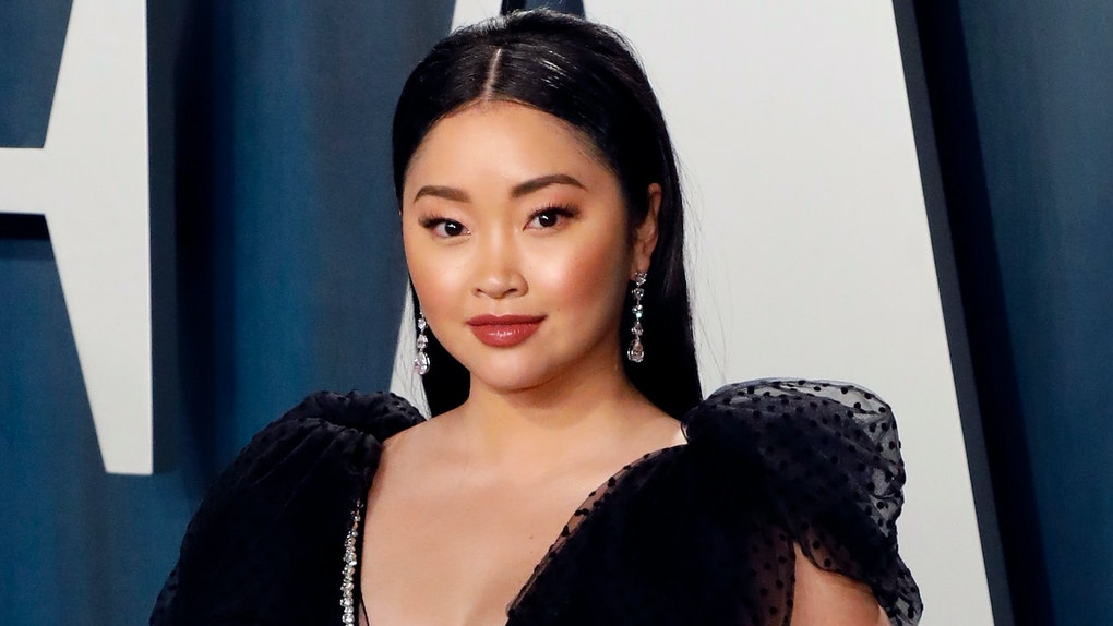 Lana Condor's new movie 'Moonshot' is a sci-fi rom-com.