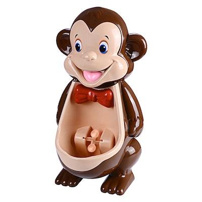 mkool Cute Monkey Potty Training Urinal