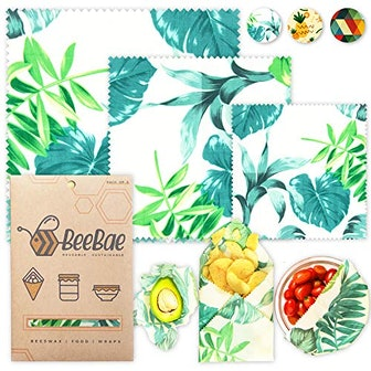 BeeBae Beeswax Food Wraps (3-Pack)