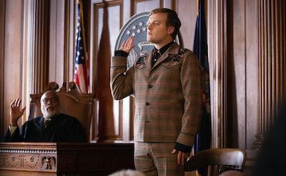 John Early as Elliot in 'Search Party' Season 3