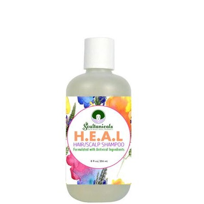 H.E.A.L Hair/Scalp Shampoo