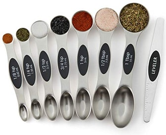 Spring Chef Magnetic Measuring Spoons Set (8 Pieces)