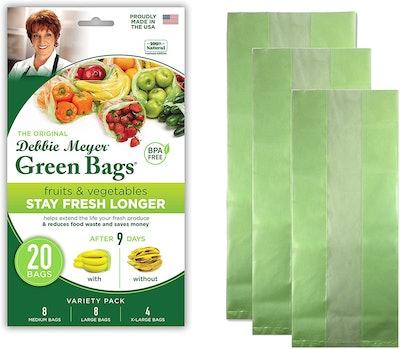 Debbie Meyer GreenBags (20-Piece Set)