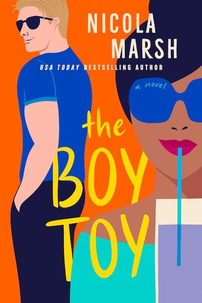 'The Boy Toy' — Nicola Marsh