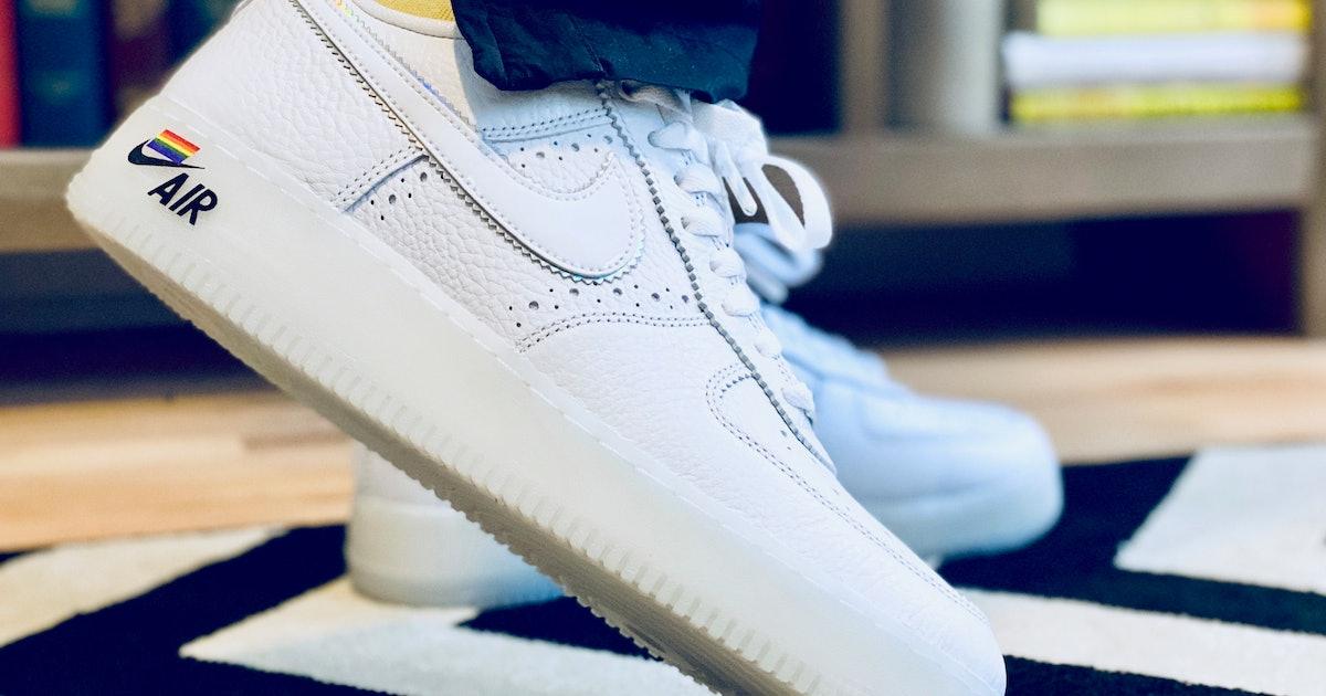Gay sneaker