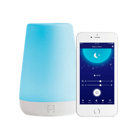Hatch Rest Sound Machine, Night Light ; Time-to-Rise