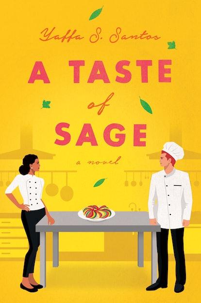 'A Taste of Sage' — Yaffa S. Santos