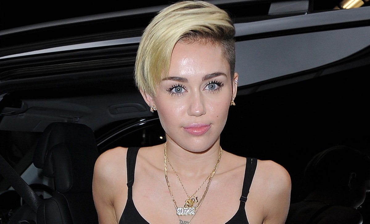 Miley Cyrus' quotes about seeing Britney Spears in 'Crossroads' highlight one scene.