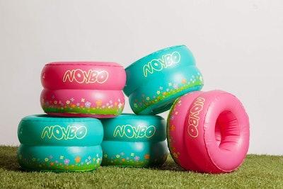 NYOBO Inflatable Portable Travel Toilet