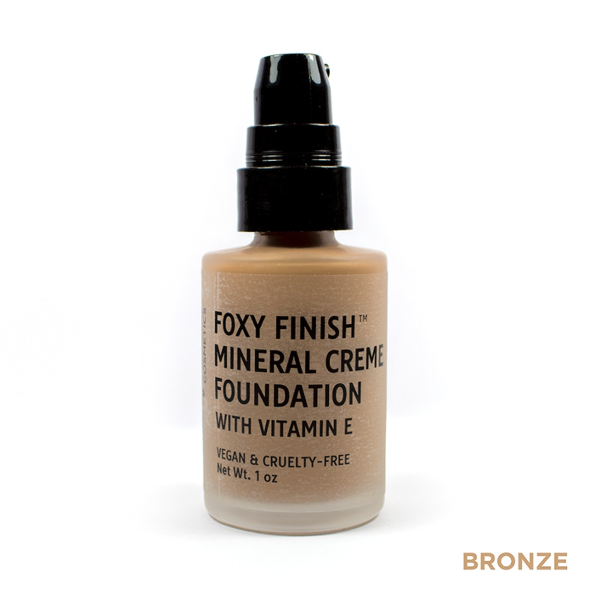 Foxy Finish Mineral Creme Foundation