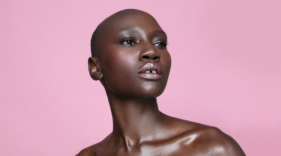 The Lip Bar's newest shade of lip gloss is a shimmery color called Dreamcatcher.