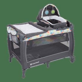 Baby Trend Lil Snooze Deluxe II Nursery Center