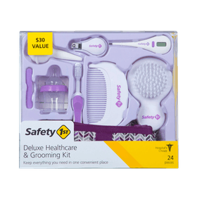Safety 1st Deluxe Nursery Healthcare ; Grooming Kit