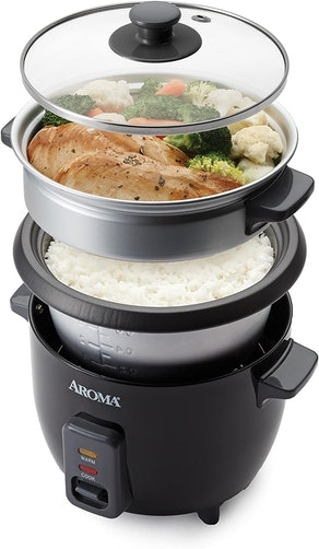 Aroma Housewares 3-Cup Rice Cooker