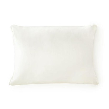 Off-White /Ivory Silked Pillow Sleeve