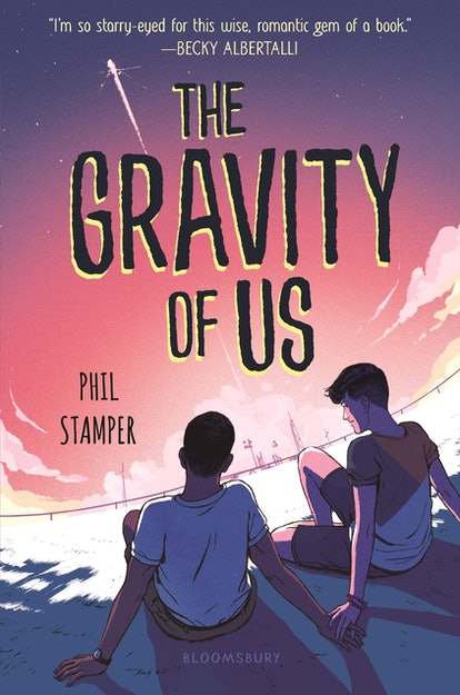 'The Gravity Of Us' — Phil Stamper