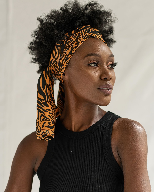 Tigress Head Wrap