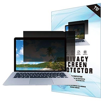 Privacy Screen Filter for Widescreen Laptop