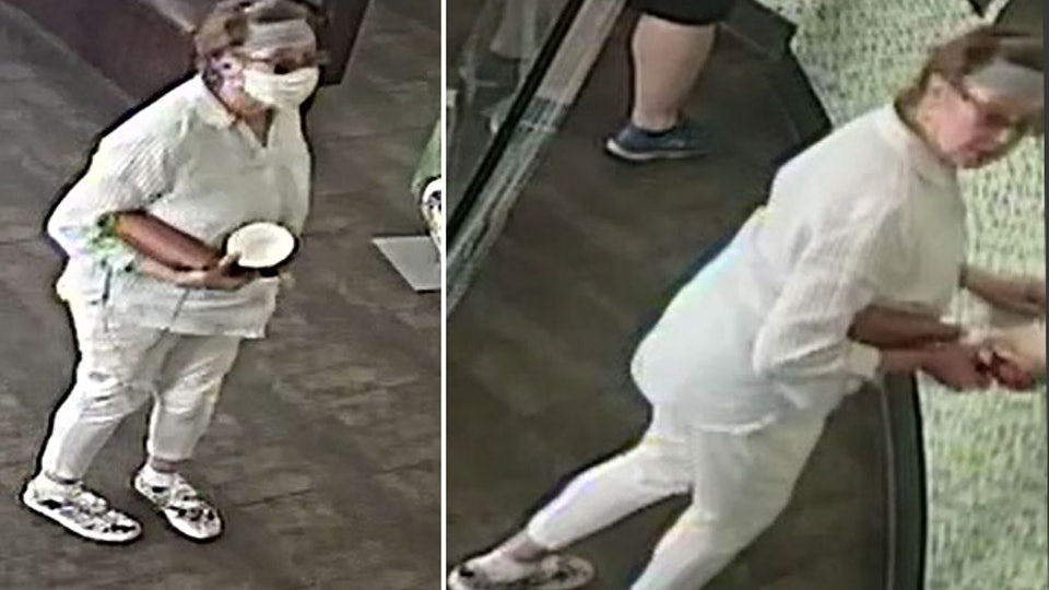 Police in San Jose, California, are seeking a woman who coughed on a baby after arguing with the child's mom.