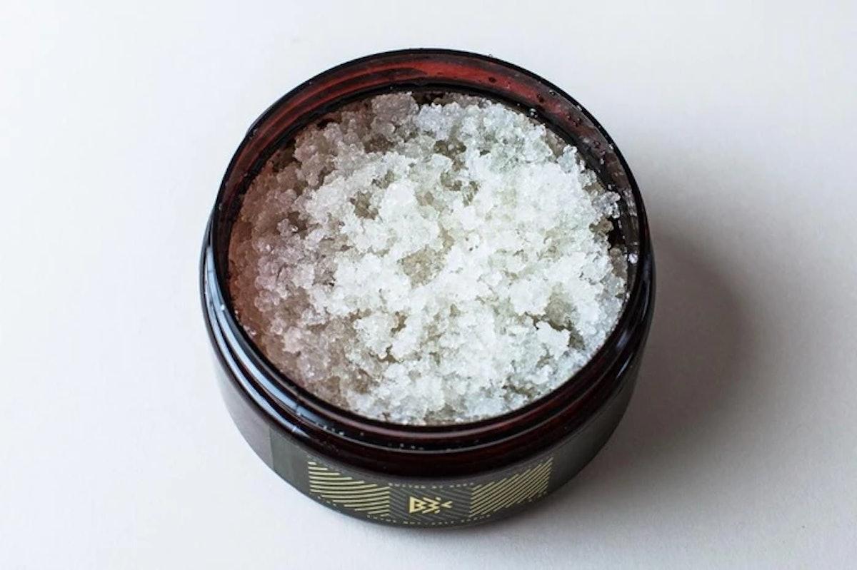 Bath Salt Scrub