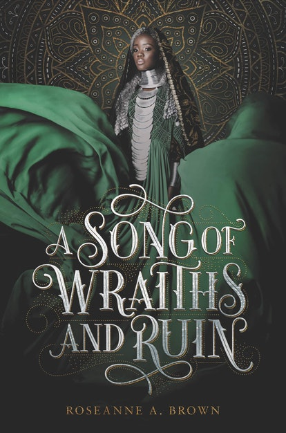 'A Song Of Wraiths And Ruin' — Rosanne A. Brown