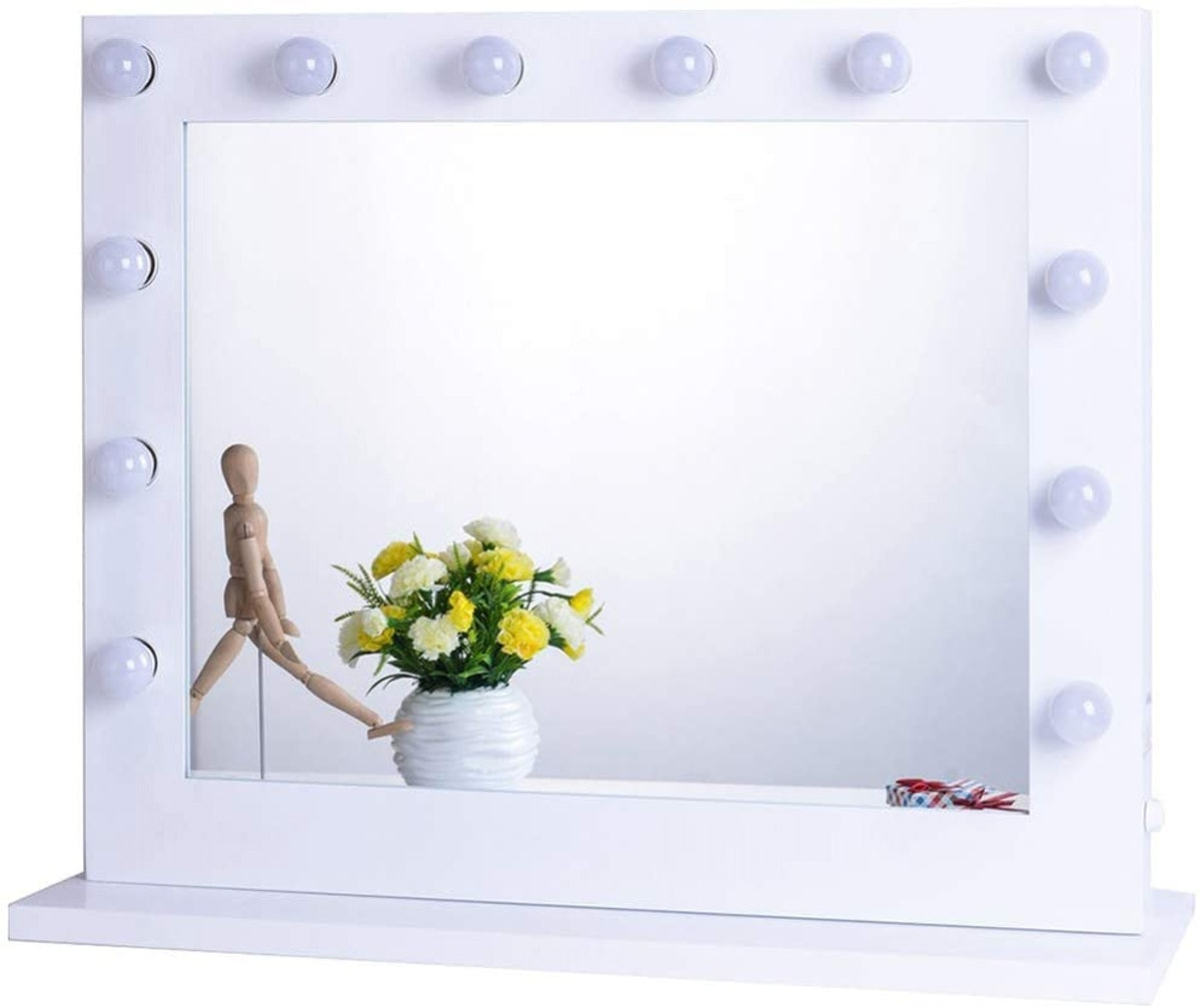 Chende Hollywood Lighted Mirror