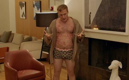 Elliott (John Early) in 'Search Party' Season 2