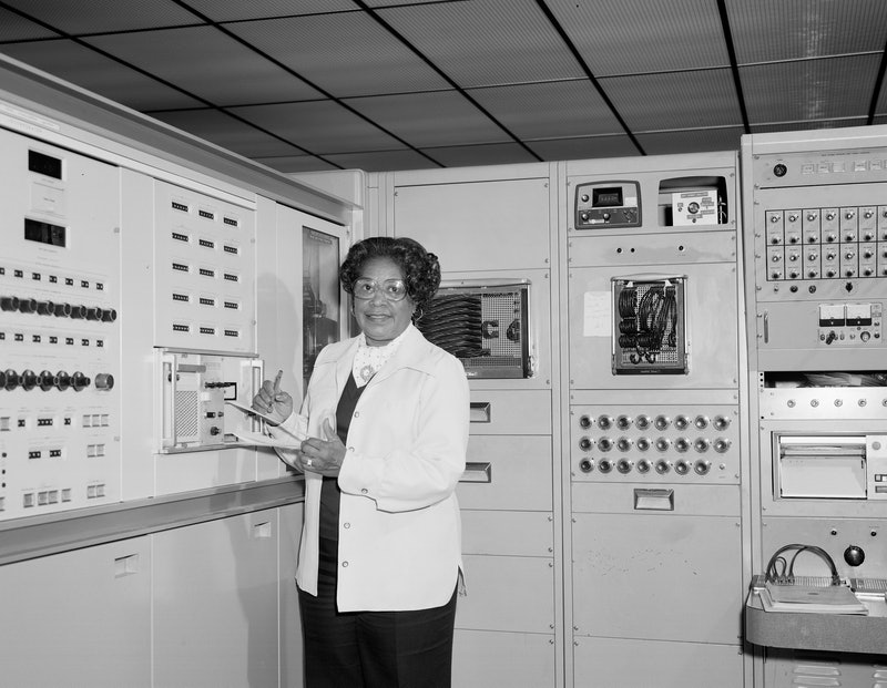 NASA Is Renaming Their Headquarters After Engineer Mary W. Jackson