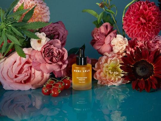 Face oil from new skincare brand Muri Lelu.