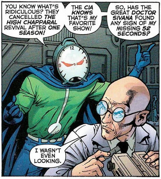 Dr Tyme Doom Patrol Season 2 S Bizarre New Villain Explained