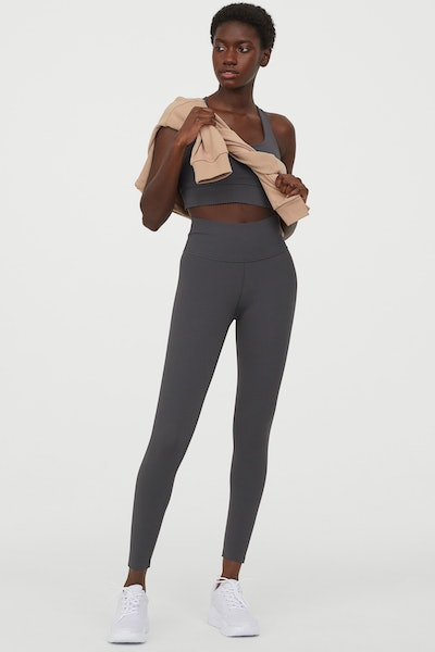 H&M Shaping Sports Bra and Leggings