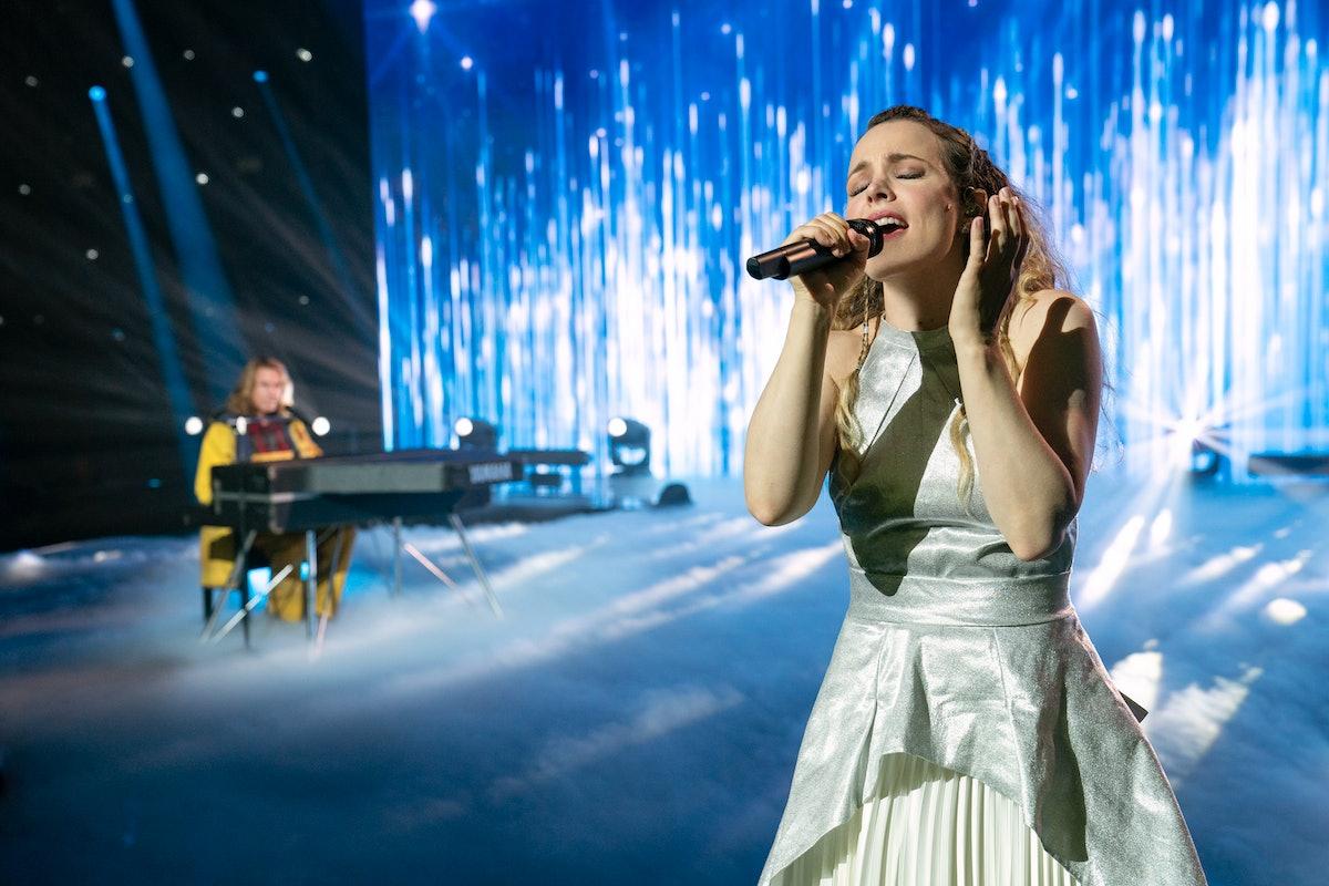 Rachel McAdams in Netflix's 'Eurovision Song Contest