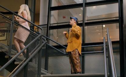 Elliott (John Early) in 'Search Party' Season 3