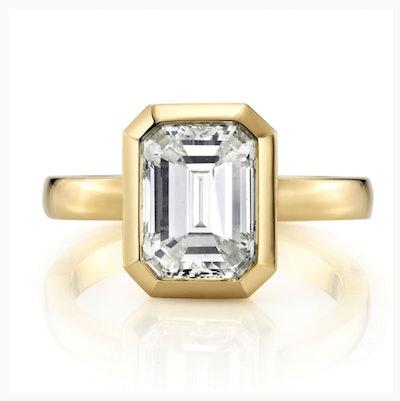 Single Stone Rae Engagement Ring