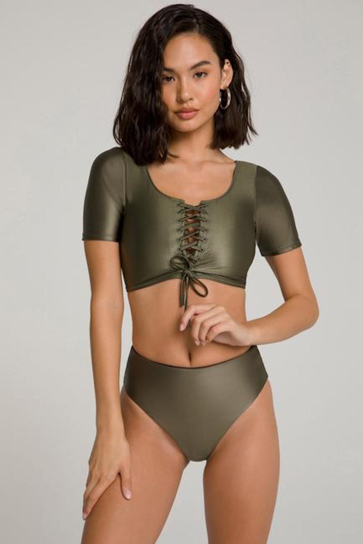 Good Swim Busty Bikini Top