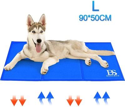 Upgraded Large Dog Cooling Mat