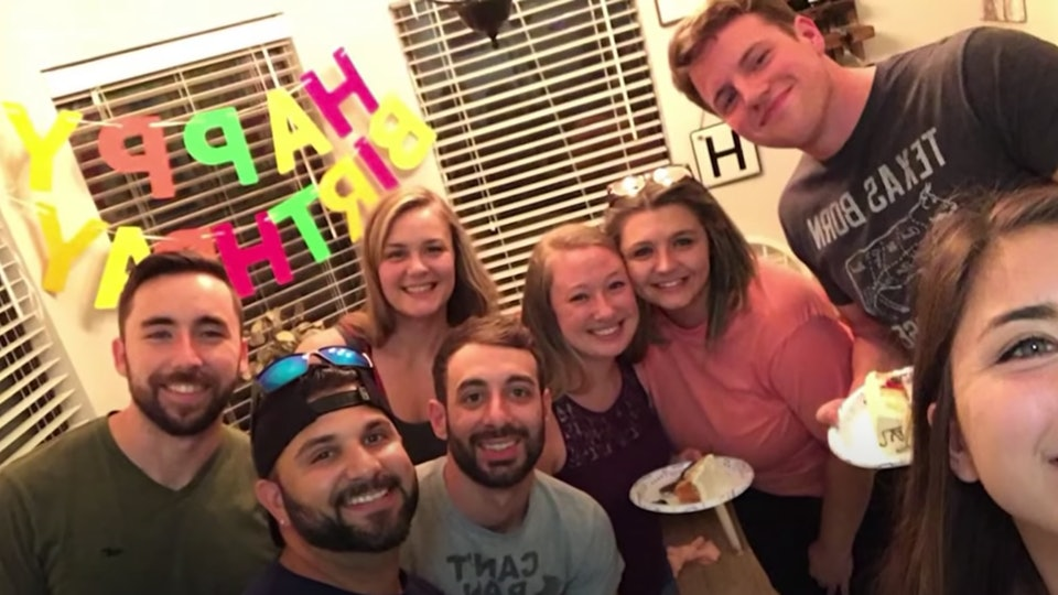 One Texas family is warning about group gatherings after 18 family members tested positive for coronavirus after attending a surprise party.