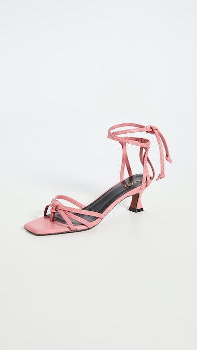 Lace Sandals