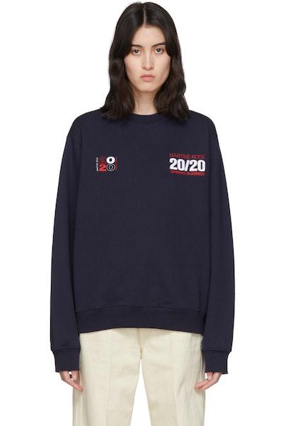 Navy Classic Sweatshirt