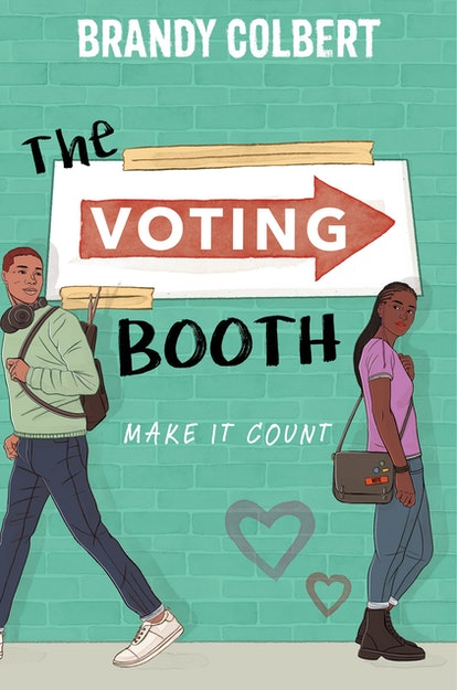 'The Voting Booth' — Brandy Colbert