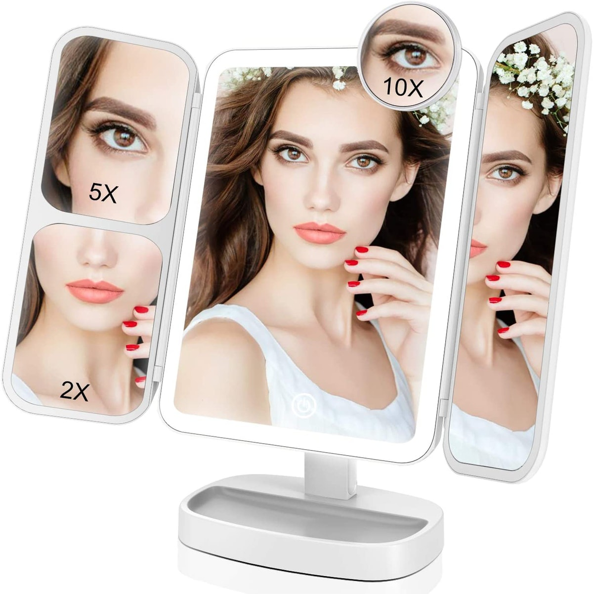 EASEHOLD Makeup Mirror with Lights