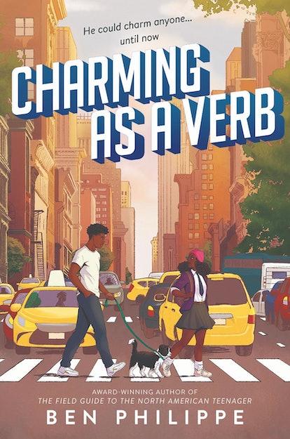 'Charming As A Verb' — Ben Philippe