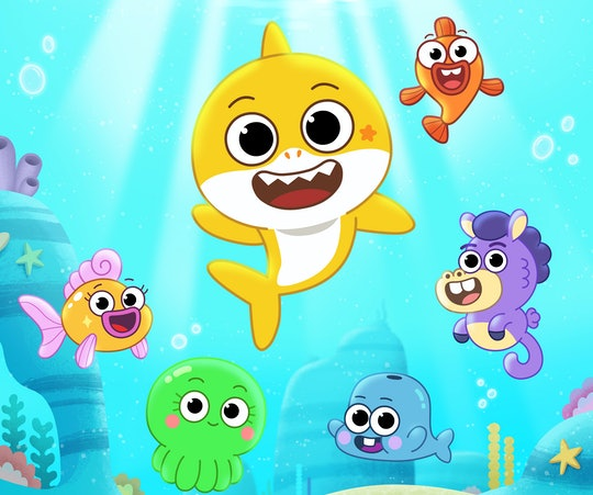 Nick Jr.'s new show, 'Baby Shark's Big Show' will explore the world of Baby Shark through catchy songs.