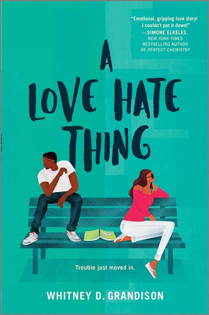 'A Love Hate Thing' — Whitney D. Grandison