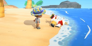 'Animal Crossing' Summer update adds Pascal, swimming, and mermaid furniture
