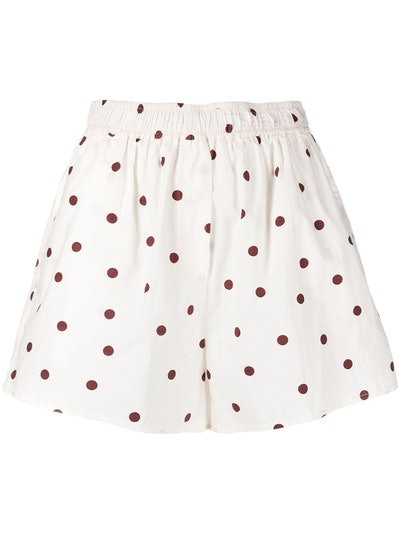 Polka Dot Shorts