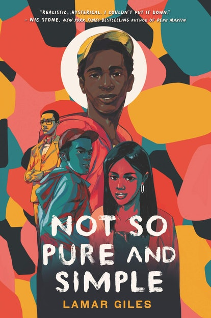 'Not So Pure And Simple' — Lamar Giles