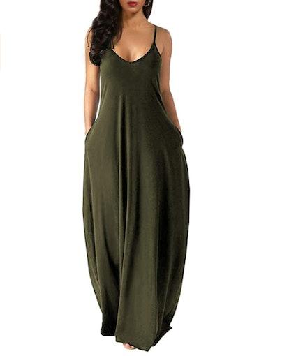 Wolddress Casual Maxi Dress