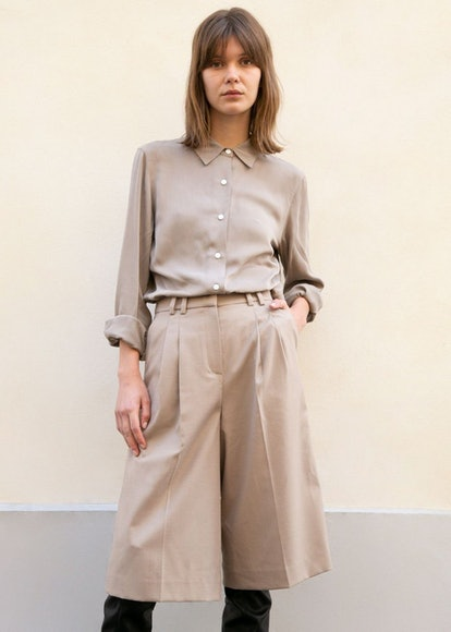 Suzanne High Trouser Shorts