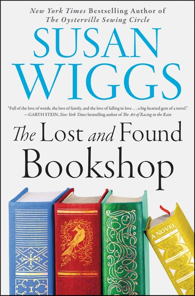'The Lost and Found Bookshop' by Susan Wiggs